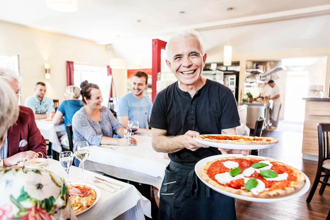 Pizzeria HaecklingenKellner